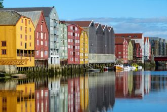 Visiting Trondheim doesn't need to be expensive – here's how to do it on a budget!