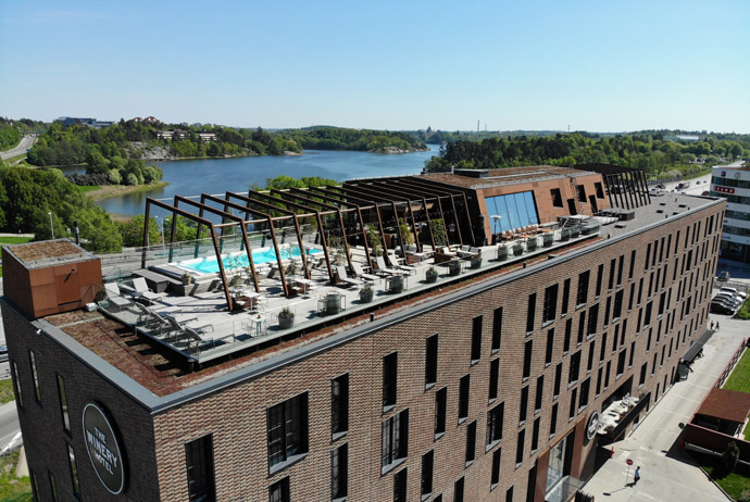 Rooftop Bars In Stockholm Routes North