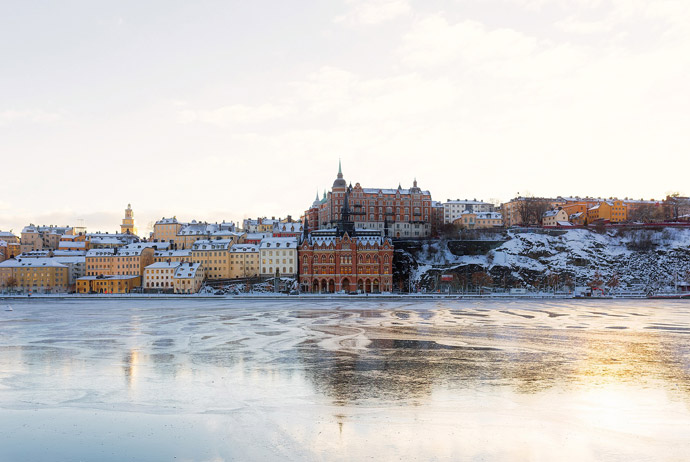 Winter is a great time to visit Stockholm