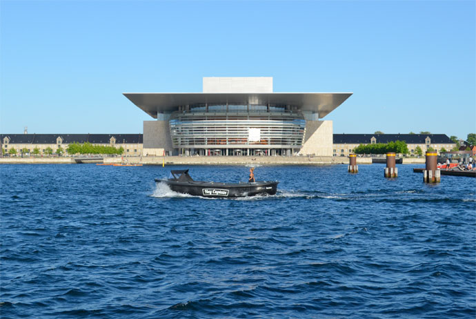 Canal and boat tours in Copenhagen