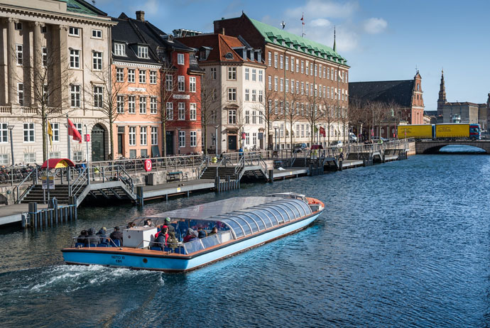 Copenhagen is an easy Scandinavian city to explore