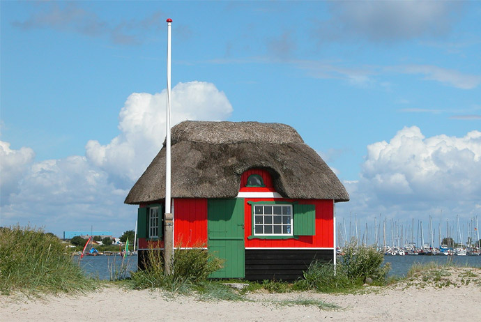 Æro is one of Denmark's most beautiful islands
