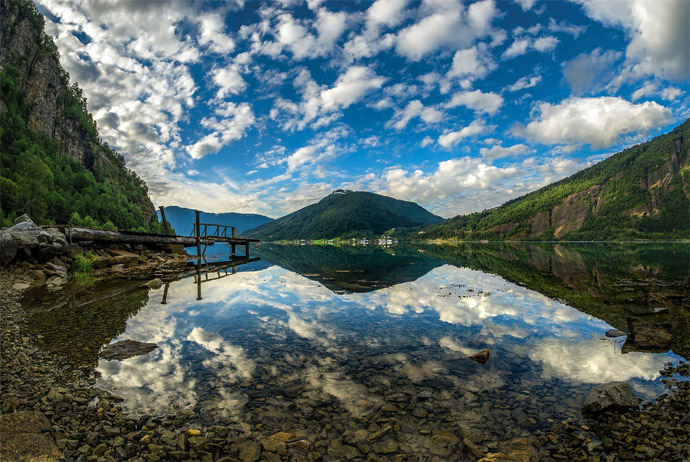 Norway's fjords are undoubtedly one of the highlights of a trip to Scandinavia