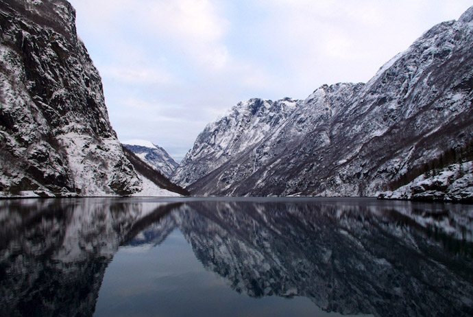 There are so many fjords to choose from in Scandinavia