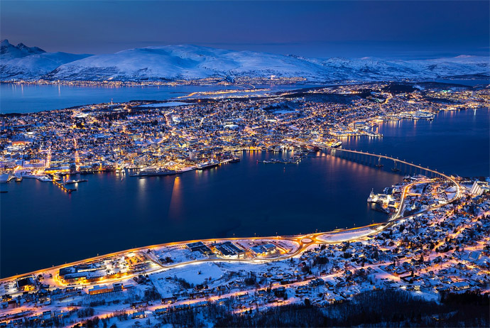 Tromso is a nice place for a Scandinavian city break