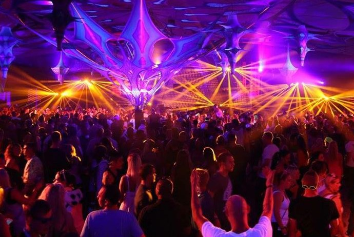 Scandinavia's largest trance event takes place at Docken in Copenhagen.