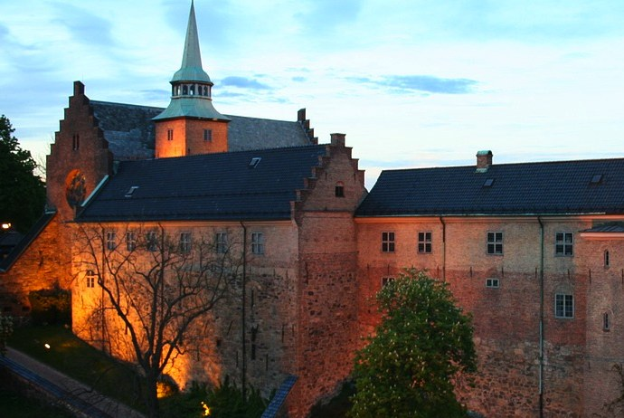 The Akershus Fortress is free to visit