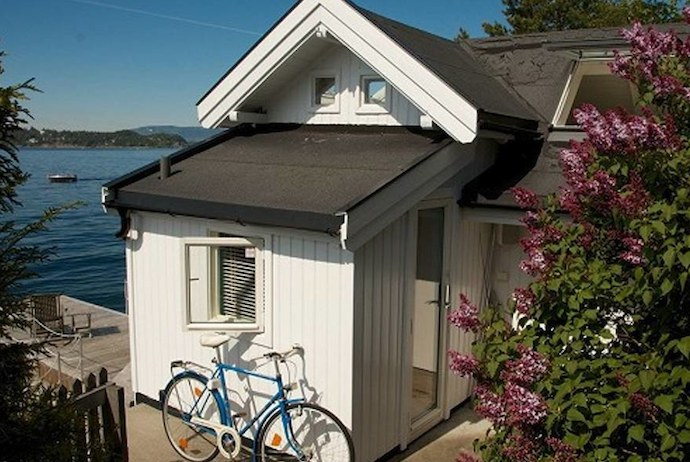 Seaside cottage, Oslo