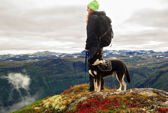 Autumn is a great time to visit Norway if you want to go hiking in the hills