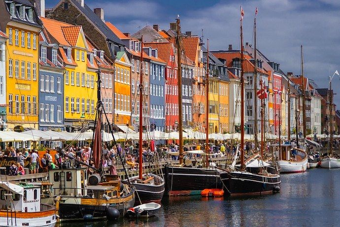 Denmark is one of the best Scandinavian countries to visit