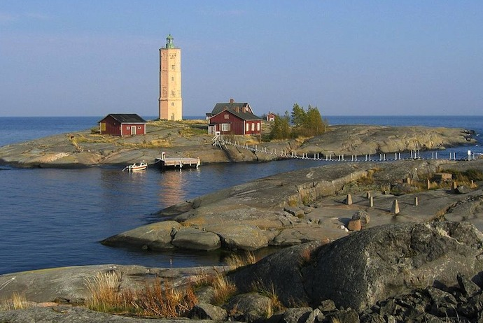 Söderskär Lighthouse, Moomins, Finland