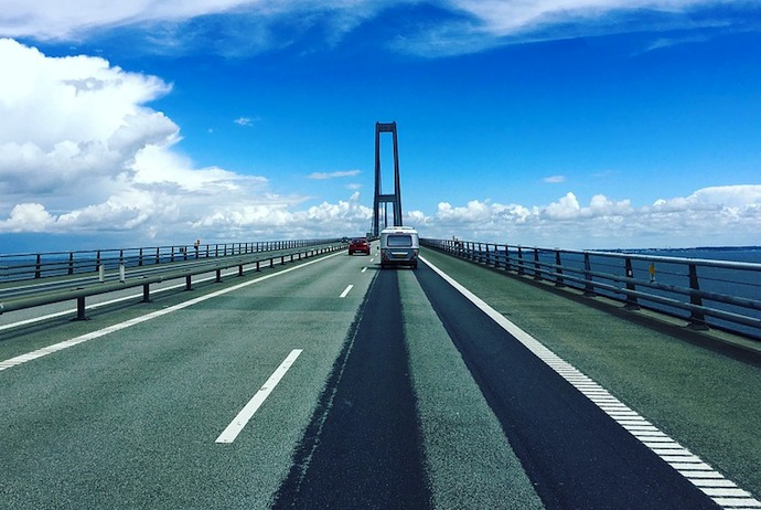 Renting a car lets you get off the beaten track in Denmark