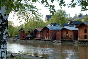 Guided Tour to Porvoo from Helsinki