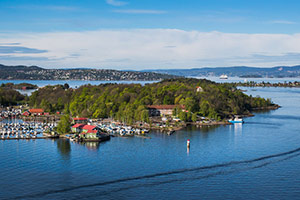 Island Hopping Tour and Natures Walks in Oslo