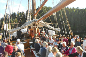 Oslo Fjords Evening Buffet Cruise