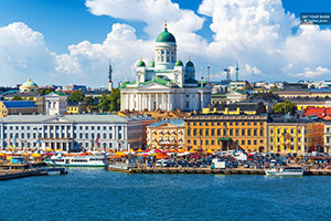 Private Tour with a guide in Helsinki