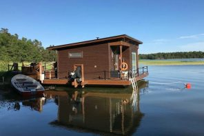 Unusual places to stay in Helsinki