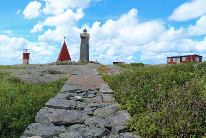 Vinga lighthouse, Gothenburg archipelago