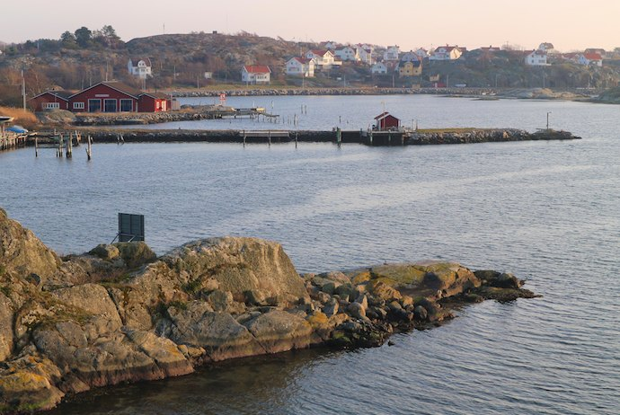 Styrsö is one of the best islands to visit in the  Gothenburg archipelago