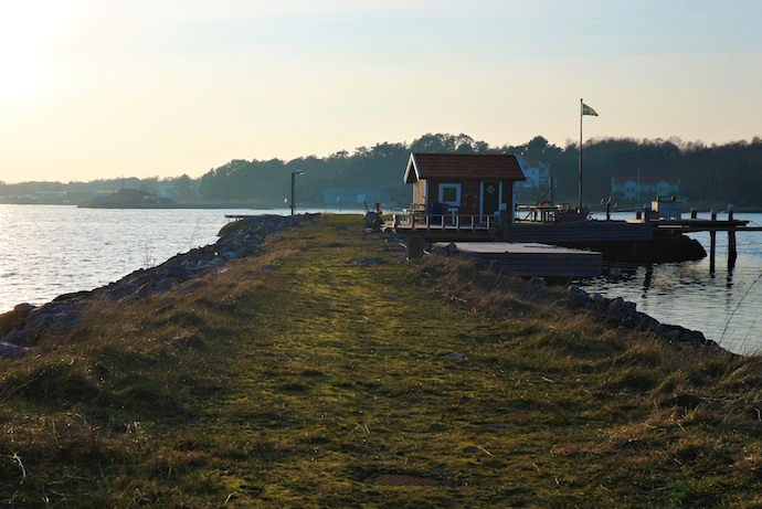 Donsö island is one of the prettiest places to visit in the Gothenburg archipelago