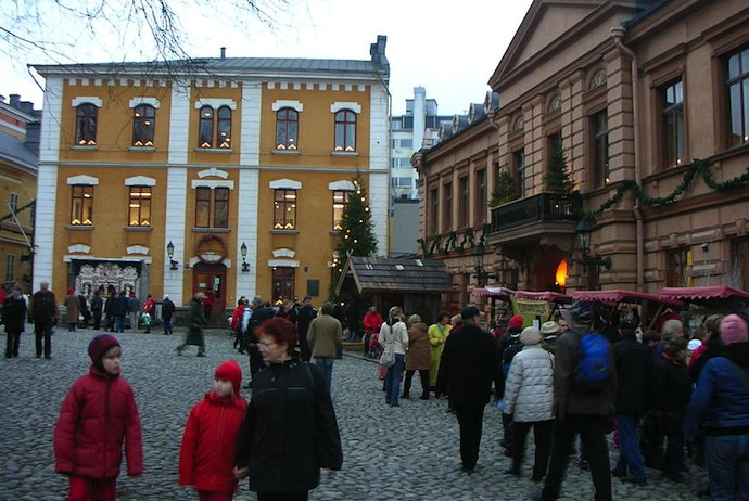 Turku has lots of free-to-visit galleries and museums