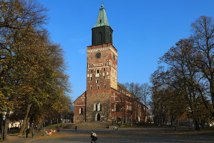There are lots of free things to do in Turku