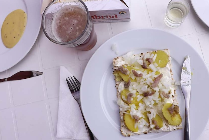 Surströmmming (fermented herring from Sweden) might just be the world's smelliest food.