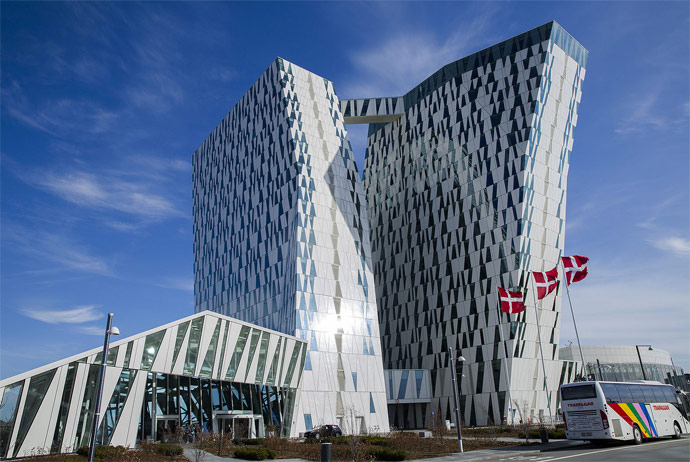 Accommodation prices can be sky-high in Denmark