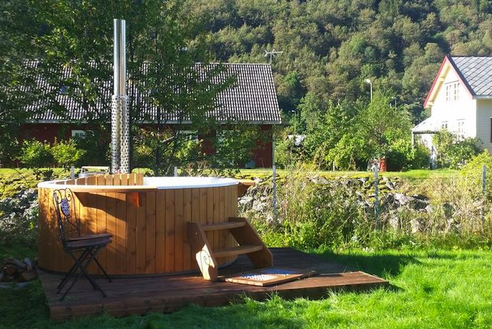 Petrines Gjestgiveri is an eco-friendly hotel in Norway