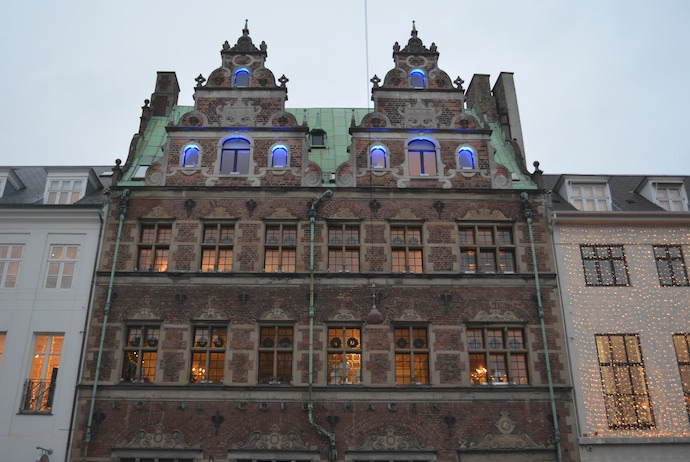 The Royal Copenhagen store in Denmark